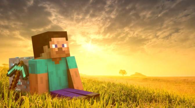 The Objectivism of Minecraft